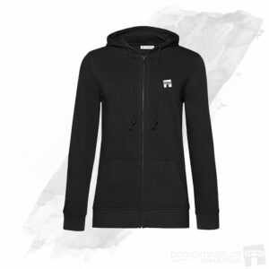 Domymnasium Lady Zipped Hoody